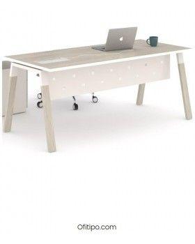 Mesa-despacho-Pasam-roble-canto-blanco-ofitipo 3