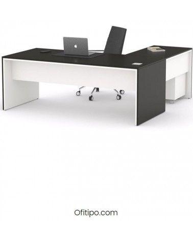 Mesa de despacho Eslem en L
