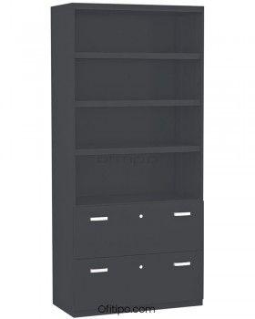 Armario metálico alto Arti con cajones archivador ofitipo 6