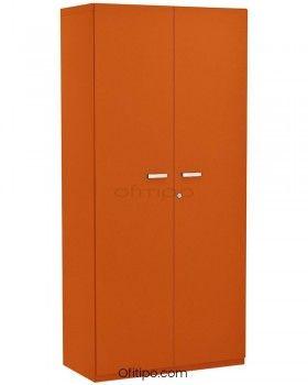 Armario metálico alto Arti con puertas ofitipo 5