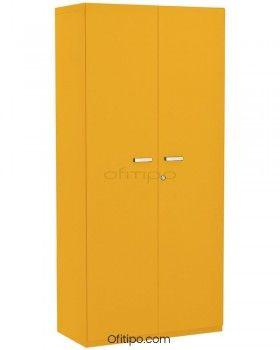 Armario metálico alto Arti con puertas ofitipo 9