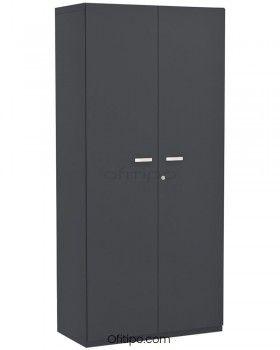 Armario metálico alto Arti con puertas ofitipo 1