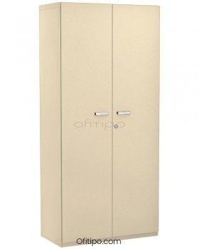 Armario metálico alto Arti con puertas ofitipo 10
