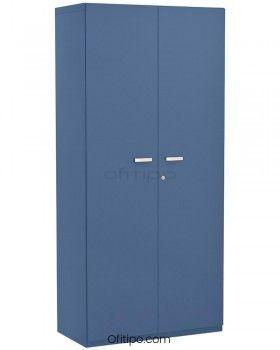 Armario metálico alto Arti con puertas ofitipo 11