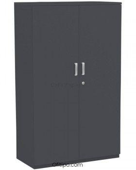 Armario metálico mediano Arti con puertas ofitipo 4