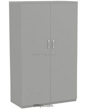 Armario metálico mediano Arti con puertas ofitipo 8