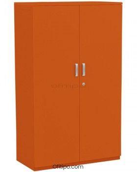 Armario metálico mediano Arti con puertas ofitipo 9