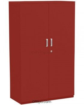Armario metálico mediano Arti con puertas ofitipo 10