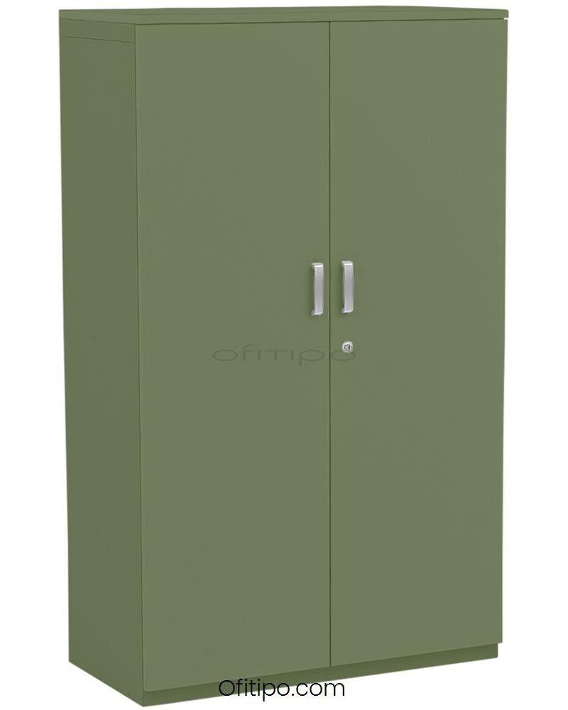 Armario metálico mediano Arti con puertas ofitipo 1
