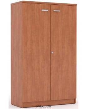 Armario de madera mediano Emese con puertas ofitipo 12