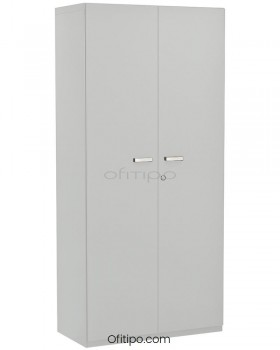 Armario metálico alto Arti con puertas ofitipo 12