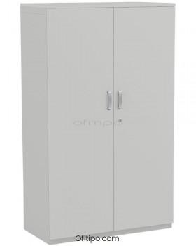 Armario metálico mediano Arti con puertas ofitipo 11
