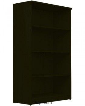Armario estantería de madera mediano Emese sin puertas ofitipo 6