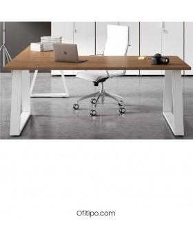 Mesa de despacho Pamendo en L ofitipo 3