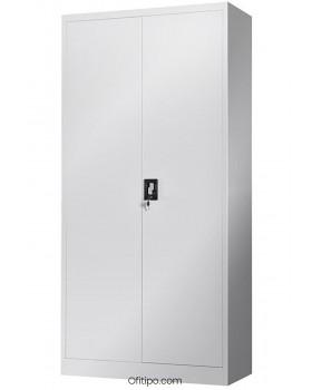 Armario metálico alto Laga Basic con puertas abatibles ofitipo 2