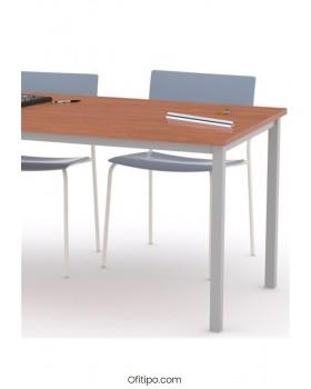 Mesa oficina Soldeur en L ofitipo 9