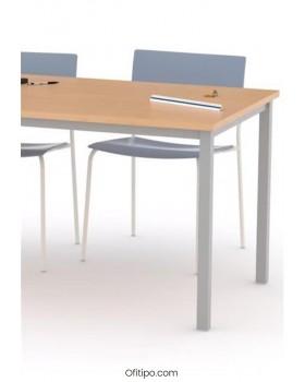 Mesa oficina Soldeur en L ofitipo 7