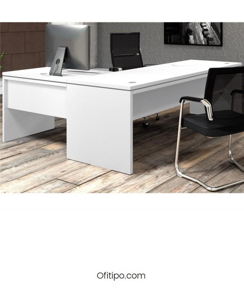 Mesa de despacho Nocor en L ofitipo 1