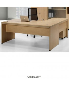 Mesa de despacho Nocor en L ofitipo 3
