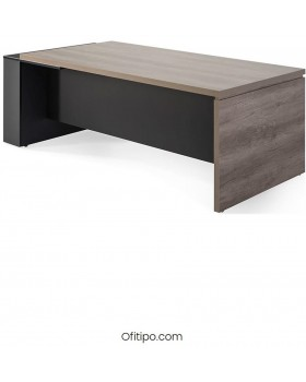 Mesa de despacho Gatenon lateral ancho ofitipo 1