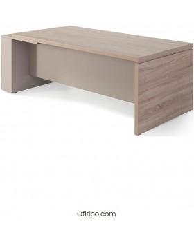 Mesa de despacho Gatenon lateral ancho ofitipo 7