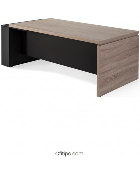 Mesa de despacho Gatenon lateral ancho ofitipo 8