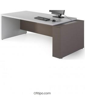 Mesa de despacho Gatenon lateral ancho ofitipo 9