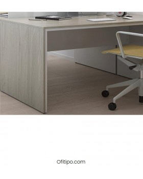 Mesa de despacho Eslem en L ofitipo 17