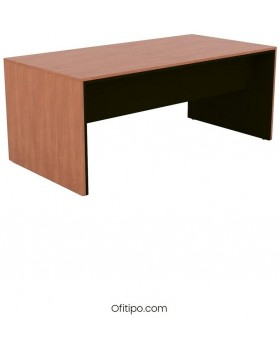 Mesa de despacho Eslem negra ofitipo 3