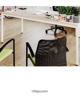 Mesa  oficina operativa Tasli - Ofitipo 3