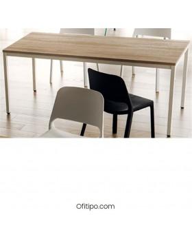 Mesa  oficina operativa Tasli - Ofitipo 6