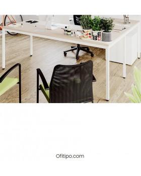 Mesa operativa Tasli en L - Ofitipo 1