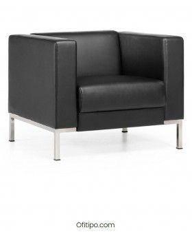 Sillón sofá de espera Rodo ofitipo 2