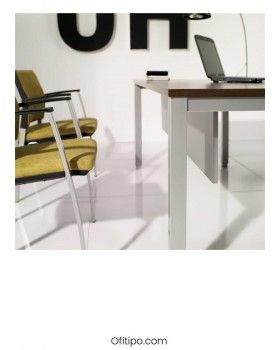 Mesa oficina Soldeur en L ofitipo 2