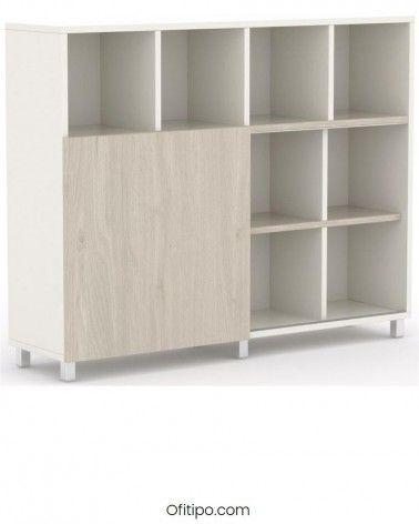 Librería estantería Malib 12 celdas alta