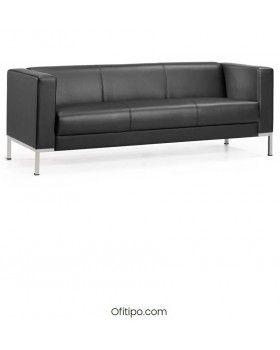 Sillón sofá de espera Rodo ofitipo 4