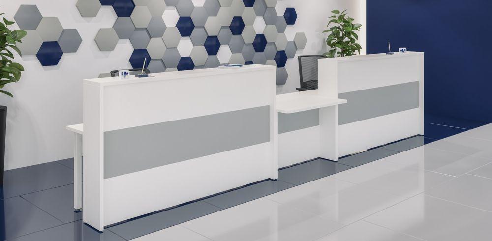 Claves para elegir mostrador de oficina